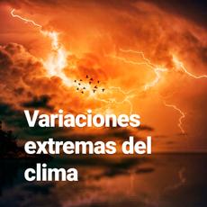 variacion extrema del clima