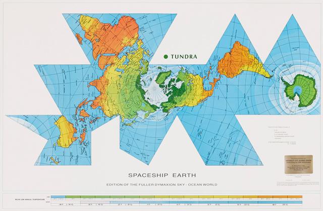 ubicacion de la tundra